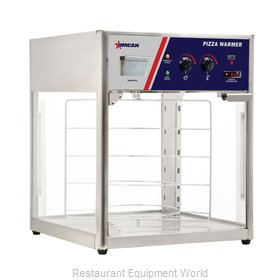 Food Machinery of America 20427 Display Case, Hot Food, Countertop