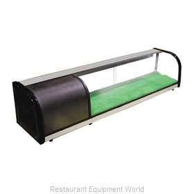 Food Machinery of America 20436 Display Case, Refrigerated Sushi