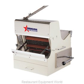 Food Machinery of America 21122 Slicer, Bread