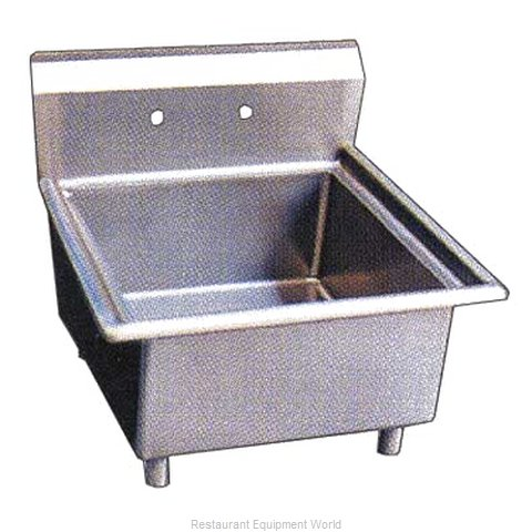 Food Machinery of America 22118 Sink, (1) One Compartment
