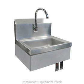 Food Machinery of America 22288 Sink, Hand