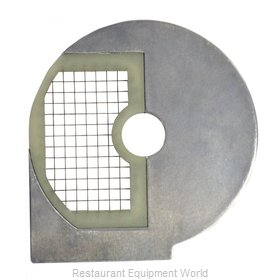 Food Machinery of America 22332 Food Processor, Dicing Disc Plate