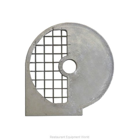 Food Machinery of America 22345 Food Processor, Dicing Disc Plate