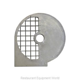 Food Machinery of America 22346 Food Processor, Dicing Disc Plate
