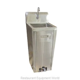 Food Machinery of America 23515 Sink, Hand