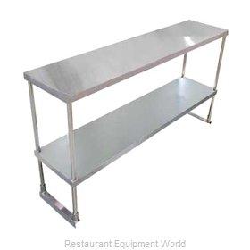 Food Machinery of America 23989 Overshelf, Table-Mounted
