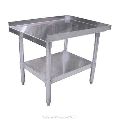 Food Machinery of America 24087 Equipment Stand, for Countertop Cooking