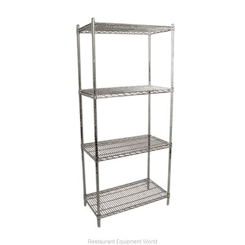 Food Machinery of America 24229 Shelving, Wire
