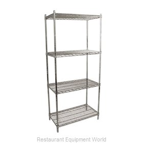 Food Machinery of America 24231 Shelving, Wire