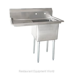 Food Machinery of America 25253 Sink, (1) One Compartment