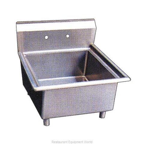 Food Machinery of America 25262 Sink, (1) One Compartment