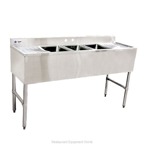 Food Machinery of America 25274 Underbar Sink Units