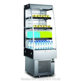 Food Machinery of America 25825 Merchandiser, Open