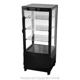 Food Machinery of America 25826 Display Case, Refrigerated, Self-Serve