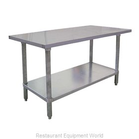 Food Machinery of America 26044 Work Table,  73