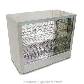 Food Machinery of America 26086 Display Case, Hot Food, Countertop
