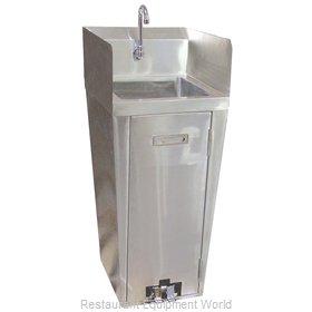 Food Machinery of America 27180 Sink, Hand