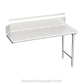 Food Machinery of America 28479 Dishtable, Clean Straight