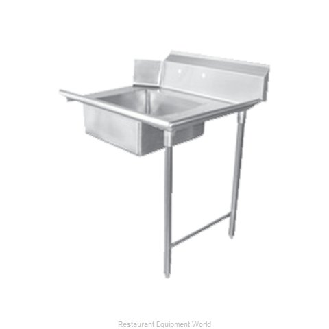 Food Machinery of America 28480 Dishtable Soiled