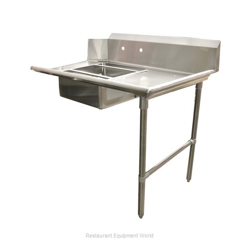 Food Machinery of America 28484 Dishtable Soiled