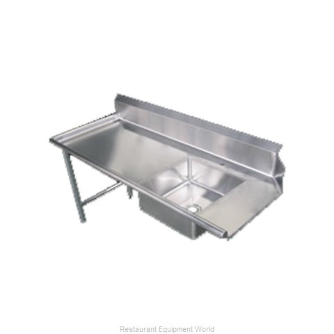 Food Machinery of America 28486 Dishtable Soiled