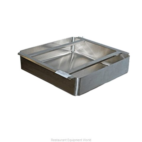 Food Machinery of America 28488 Pre-Rinse Sink Basket (Magnified)