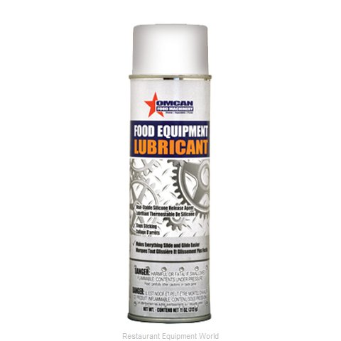 Food Machinery of America 31212 Chemicals: Lubricant