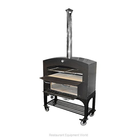 Food Machinery of America 31313 Oven, Wood / Coal / Gas Fired