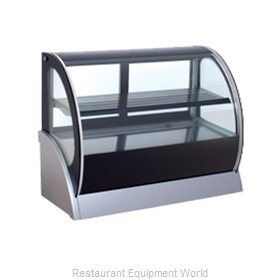 Food Machinery of America 31406 Display Case, Refrigerated Deli