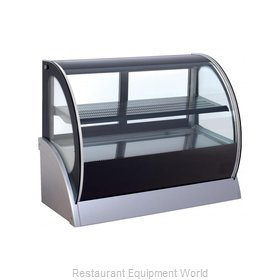 Food Machinery of America 31818 Display Case, Refrigerated Deli