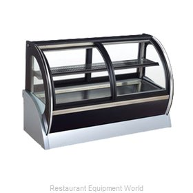 Food Machinery of America 31865 Display Case, Refrigerated Deli