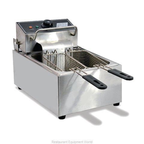 Food Machinery of America 39371 Fryer, Electric, Countertop, Full Pot