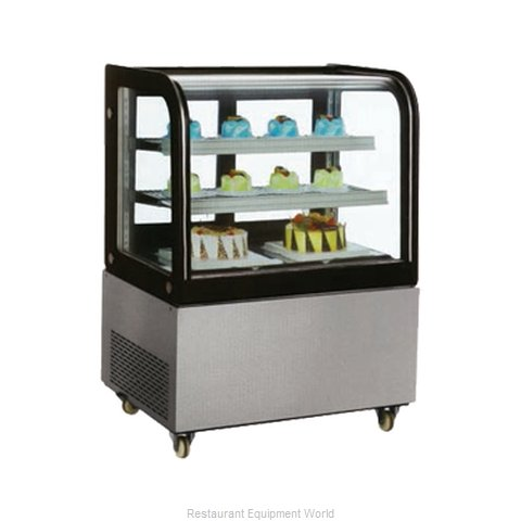 Food Machinery of America 39539 Display Case, Refrigerated Bakery