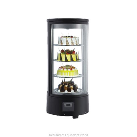 Food Machinery of America 39552 Display Case, Refrigerated, Countertop