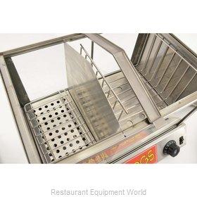 Food Machinery of America 40305 Hot Dog Steamer