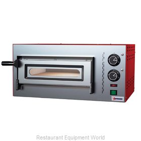 Food Machinery of America 40633 Pizza Oven, Deck-Type, Electric