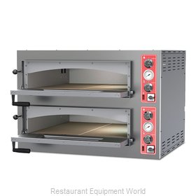 Food Machinery of America 40636 Pizza Oven, Deck-Type, Electric