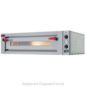 Food Machinery of America 40637 Pizza Oven, Deck-Type, Electric