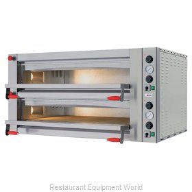 Food Machinery of America 40638 Pizza Oven, Deck-Type, Electric