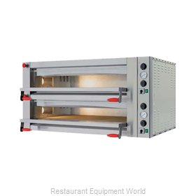 Food Machinery of America 40641 Pizza Oven, Deck-Type, Electric