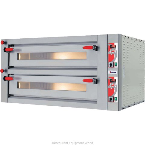 Food Machinery of America 40643 Pizza Oven, Deck-Type, Electric