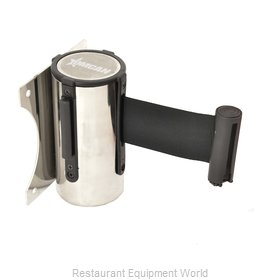 Food Machinery of America 41156 Crowd Control Stanchion (Fixed)