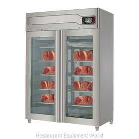 Food Machinery of America 41187 Meat Curing Cabinet