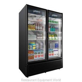 Food Machinery of America 41218 Refrigerator, Merchandiser