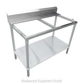 Food Machinery of America 41247 Work Table, Frame