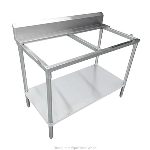 Food Machinery of America 41275 Work Table, Frame