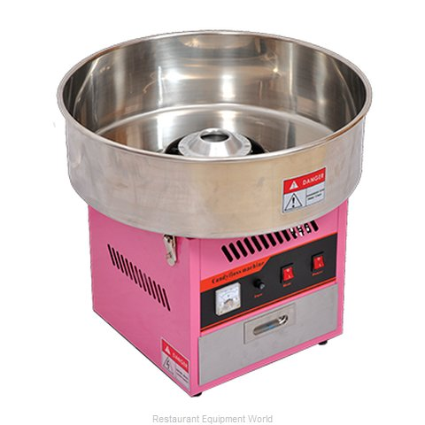 Food Machinery of America 41336 Cotton Candy Floss Machine