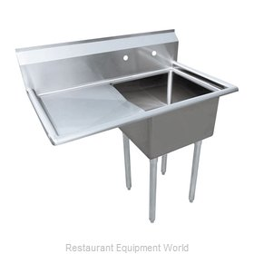Food Machinery of America 41855 Sink, (1) One Compartment