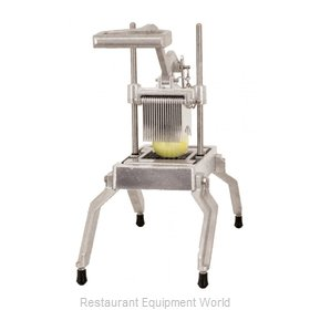 Food Machinery of America 41862 Fruit Vegetable Slicer, Cutter, Dicer