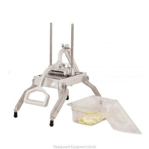 Food Machinery of America 41863 Fruit Vegetable Slicer, Cutter, Dicer